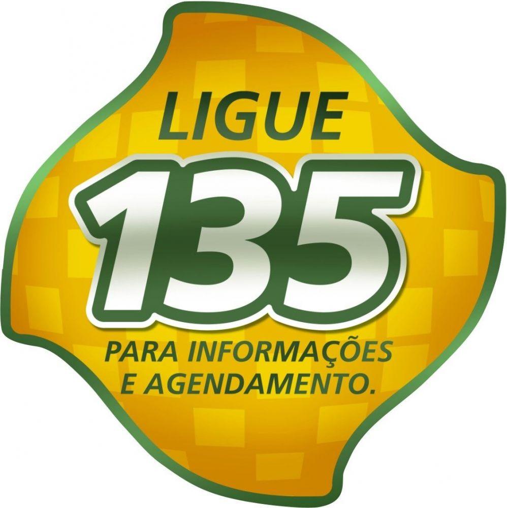 Ligue para 135