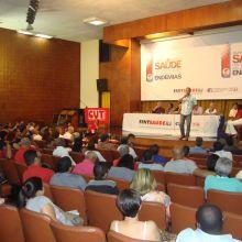 Seminário Estadual Saúde dos Trabalhadores Combate às Endemias